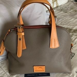 Dooney and Bourke Patterson leather Audrey